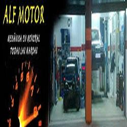 Alf Motos Motor
