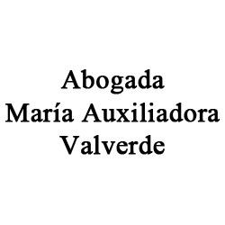 Abogada María Auxiliadora Valverde