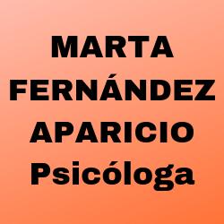 Marta Fernández Aparicio