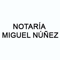 Notaría Miguel Núñez