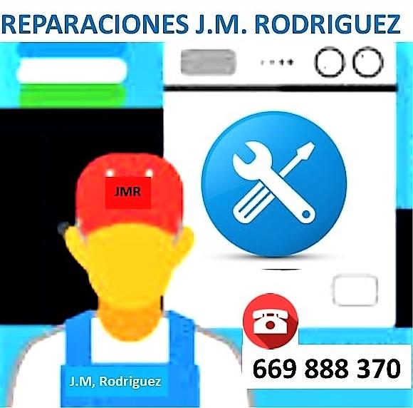 Reparación de electrodomésticos J.M. Rodríguez
