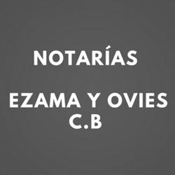 Notarías Ezama y Ovies C.B.