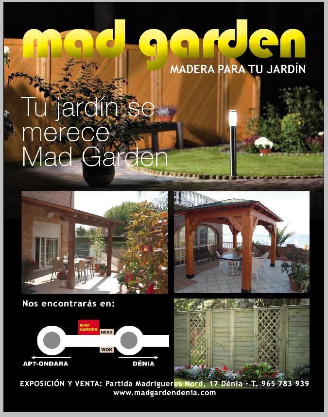 Mad Garden
