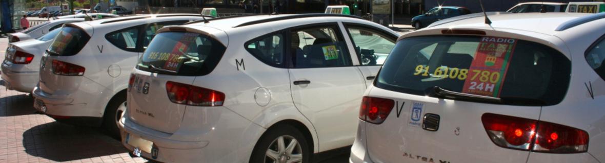 Taxi Alcorcón 2