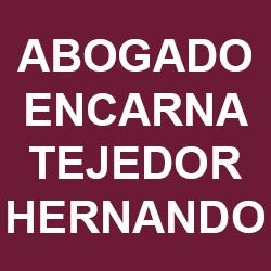 Abogado Encarna Tejedor Hernando