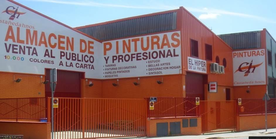 Pinturas Castañeda, S.L. PINTURAS Y BARNICES: ESTABLECIMIENTOS