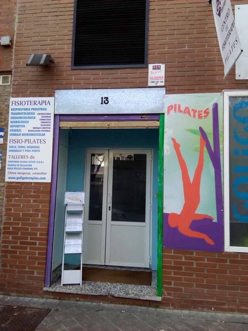 Goligo Terapias Madrid