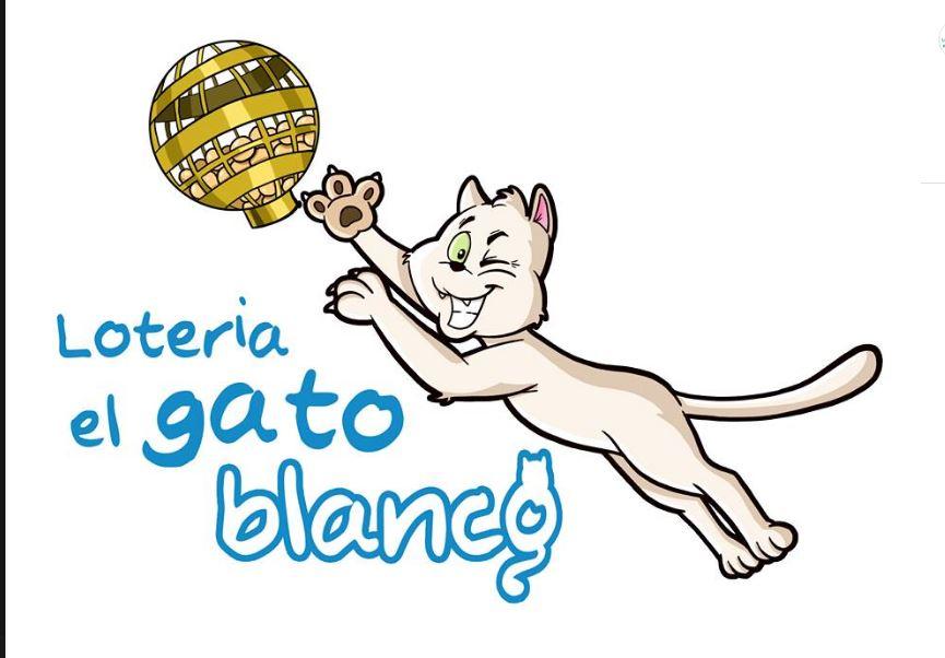 Lotería El Gato Blanco