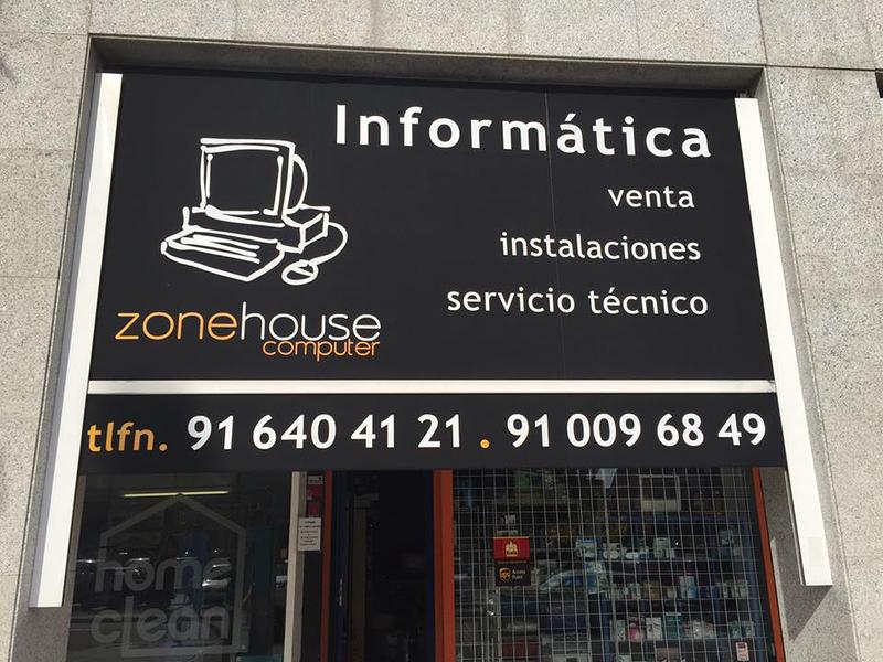 ZONE HOUSE COMPUTER Las Rozas de Madrid