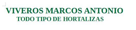 Viveros Marcos Antonio
