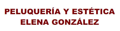 Peluqueria Y Estetica Elena Gonzalez