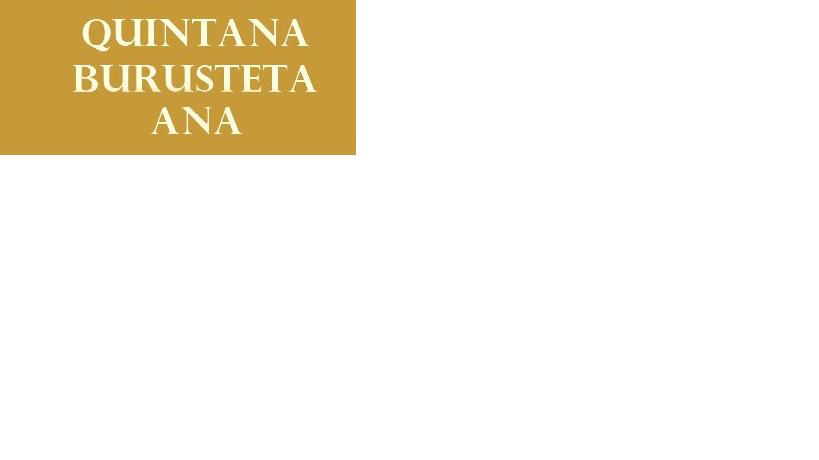 Ana Quintana Burusteta