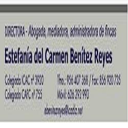 Estefanía Benitez Abogados y Administración de fincas