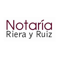 Manuela del Socorro Ruiz Morillo y Juan Carlos Riera Pérez Notaría
