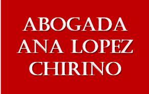 Abogado Ana López Chirino