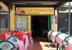 Pizzería Tratoría La Madunina Arroyo De La Miel Benalmádena