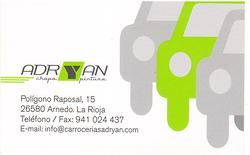 Carrocerías Adryan TALLERES DE CHAPA Y PINTURA