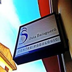 Centre Podològic Silvia Balagueró