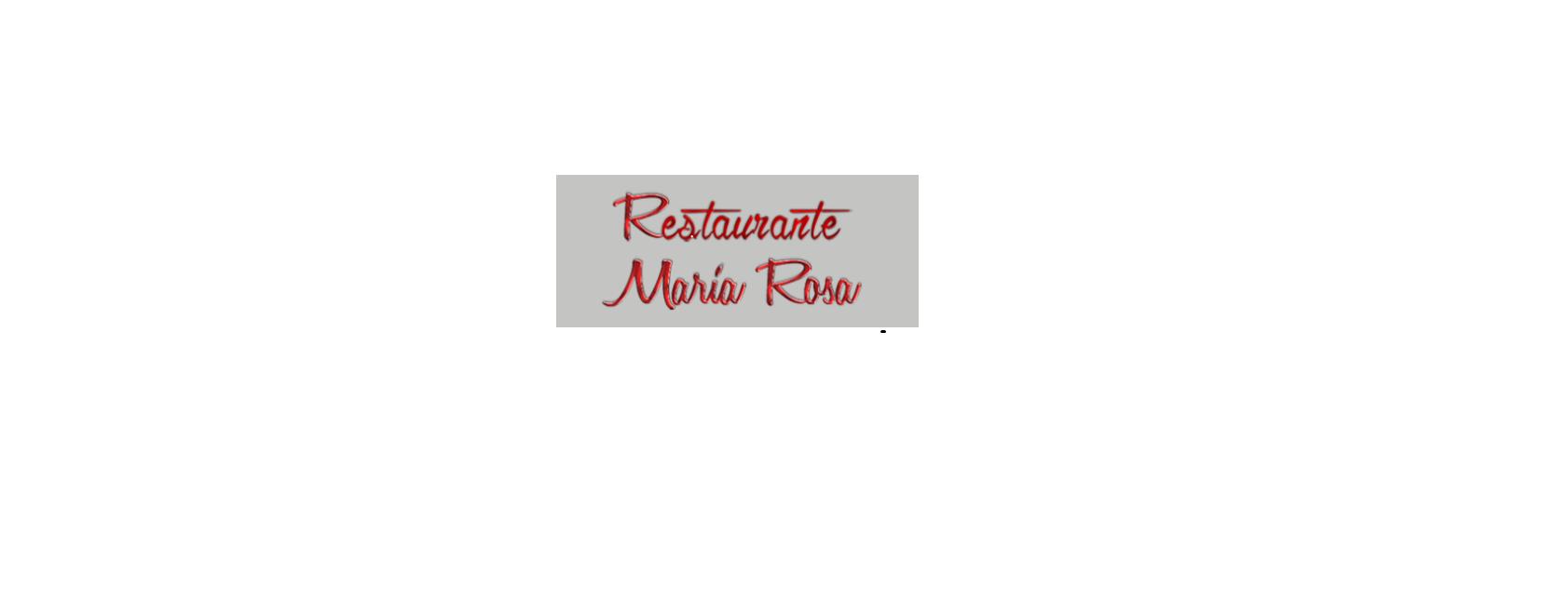 Restaurant María Rosa