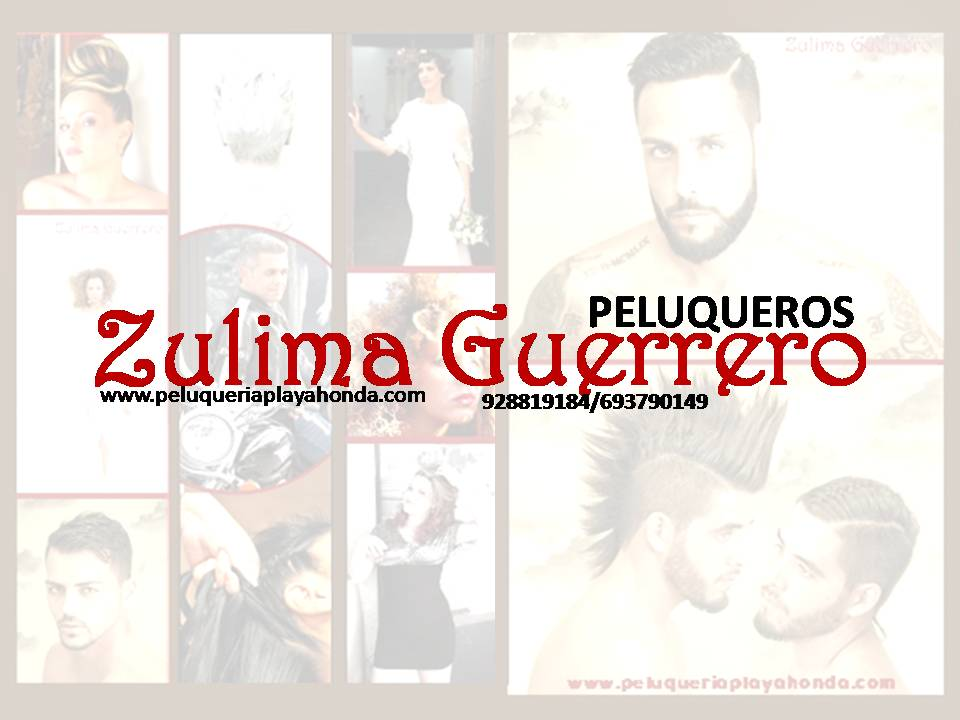 Zulima Guerrero Peluqueros