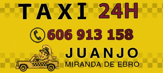 Taxi Juanjo 24 Horas