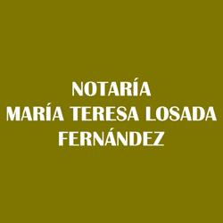 María Teresa Losada Fernández Notaria