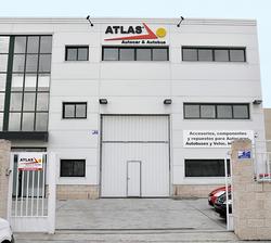 Atlas Bus CARROCERIAS: INTERIORES DE AUTOCARES Y AUTOBUSES