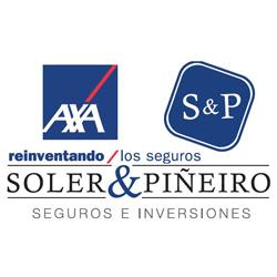 SOLER & PIÑEIRO, Agencia de Seguros e Inversiones. Agencia exclusiva AXA.