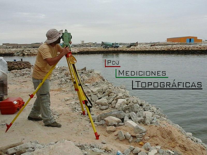 PDJ Mediciones Topográficas 5