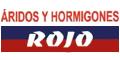 ÁRIDOS Y HORMIGONES ROJO