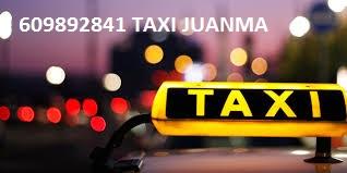 Taxi Juanma 24 h