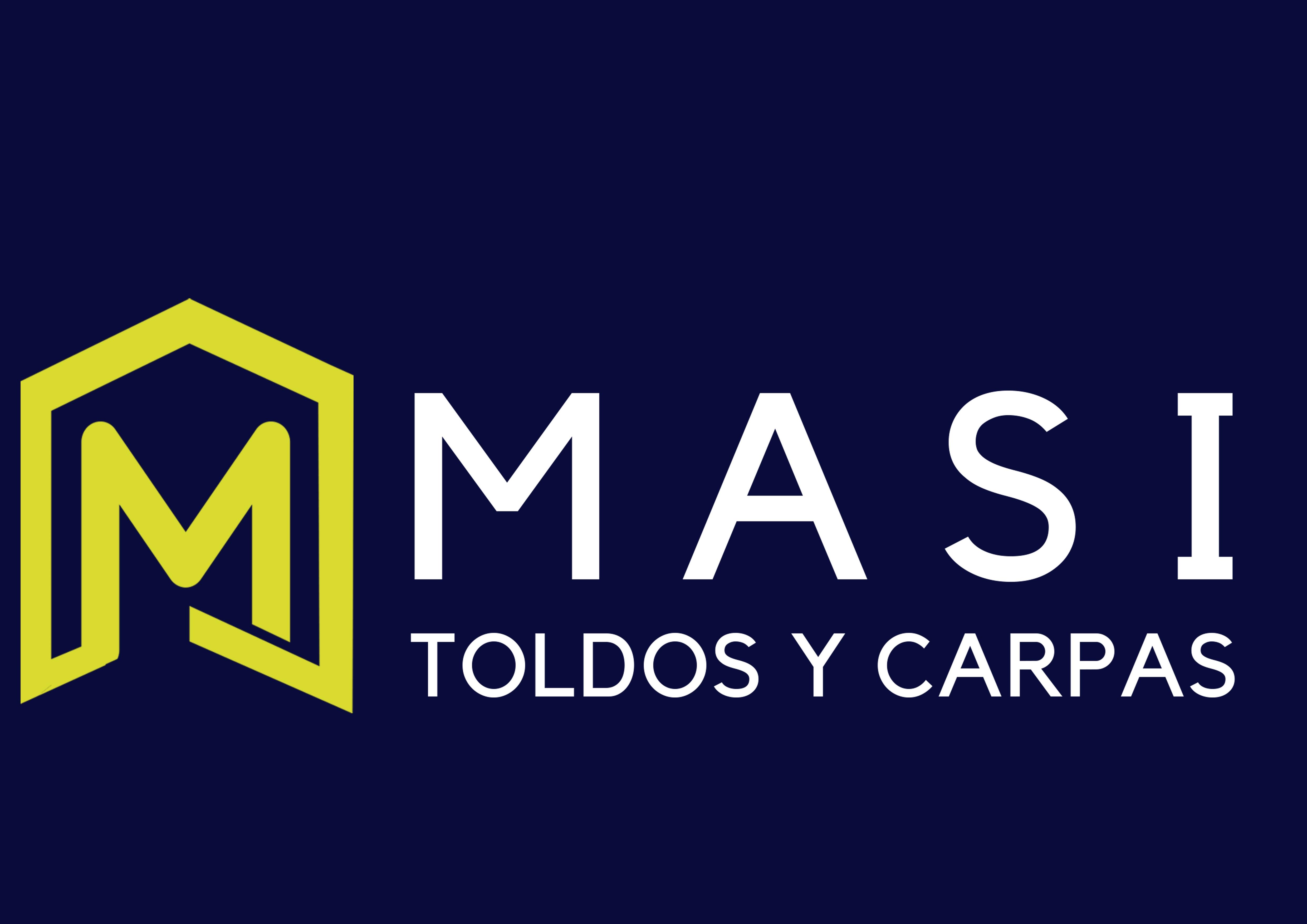 MASI TOLDOS Y CARPAS
