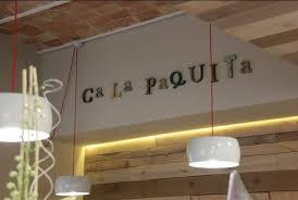 Ca La Paquita