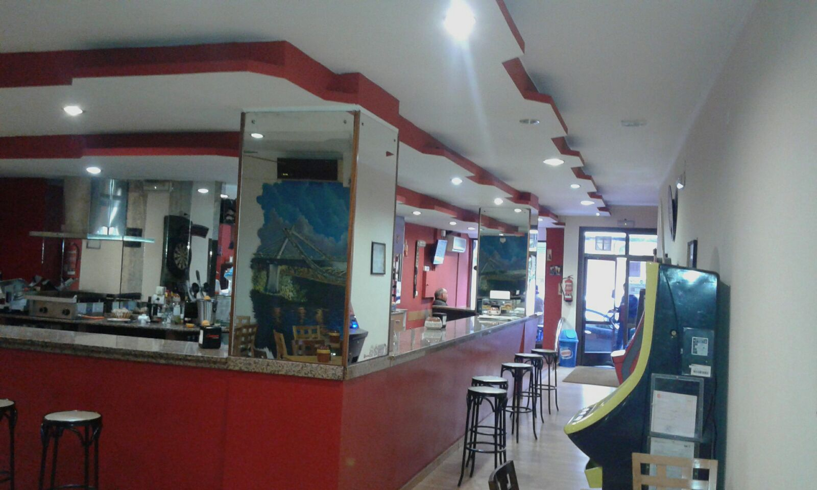 A oficina ourense juan de anges 12 bares p ginas for Oficinas abanca ourense