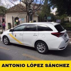 Taxi La Zubia Antonio