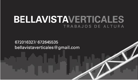 Bellavista Verticales 2014