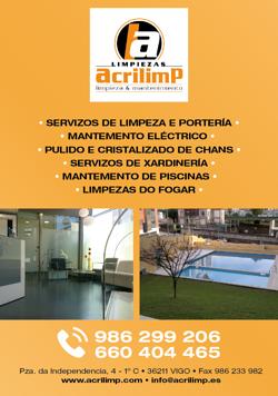 Limpiezas Acrilimp Vigo