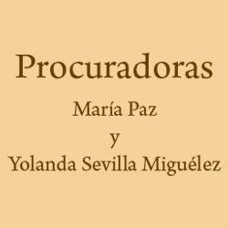 Procuradoras Sevilla Miguélez