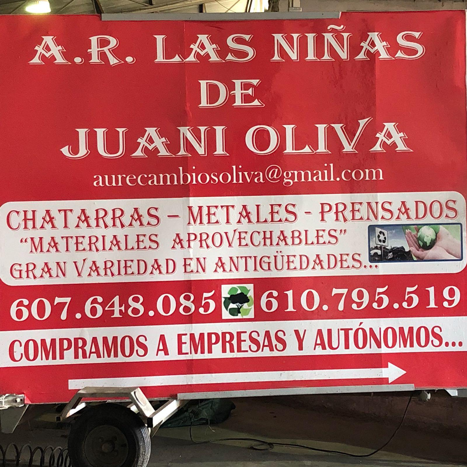 Autorecambios La Niña Oliva