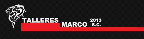 Talleres Marco 2013