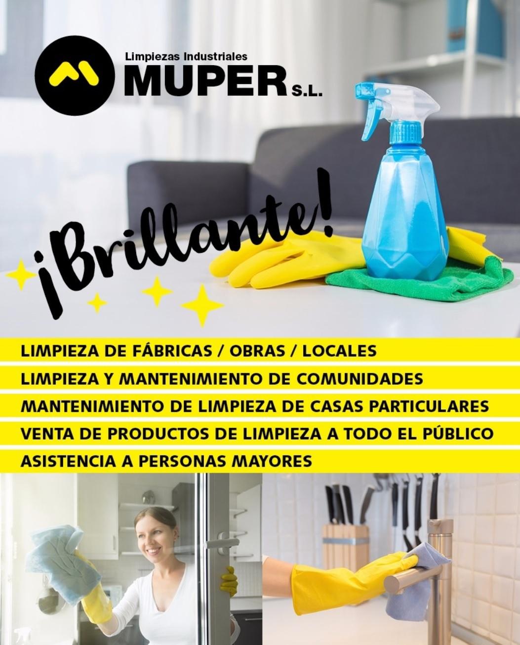Limpiezas Industriales Muper S.L.
