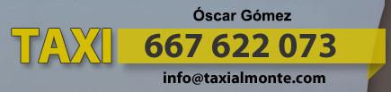Óscar Gómez Varas - Taxi