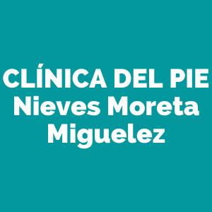 Cliníca del Pie Nieves Moreta Miguelez
