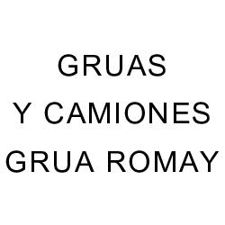 GRUAS Y CAMIONES GRUA ROMAY