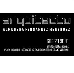 Almudena Fernández Menéndez Arquitecto