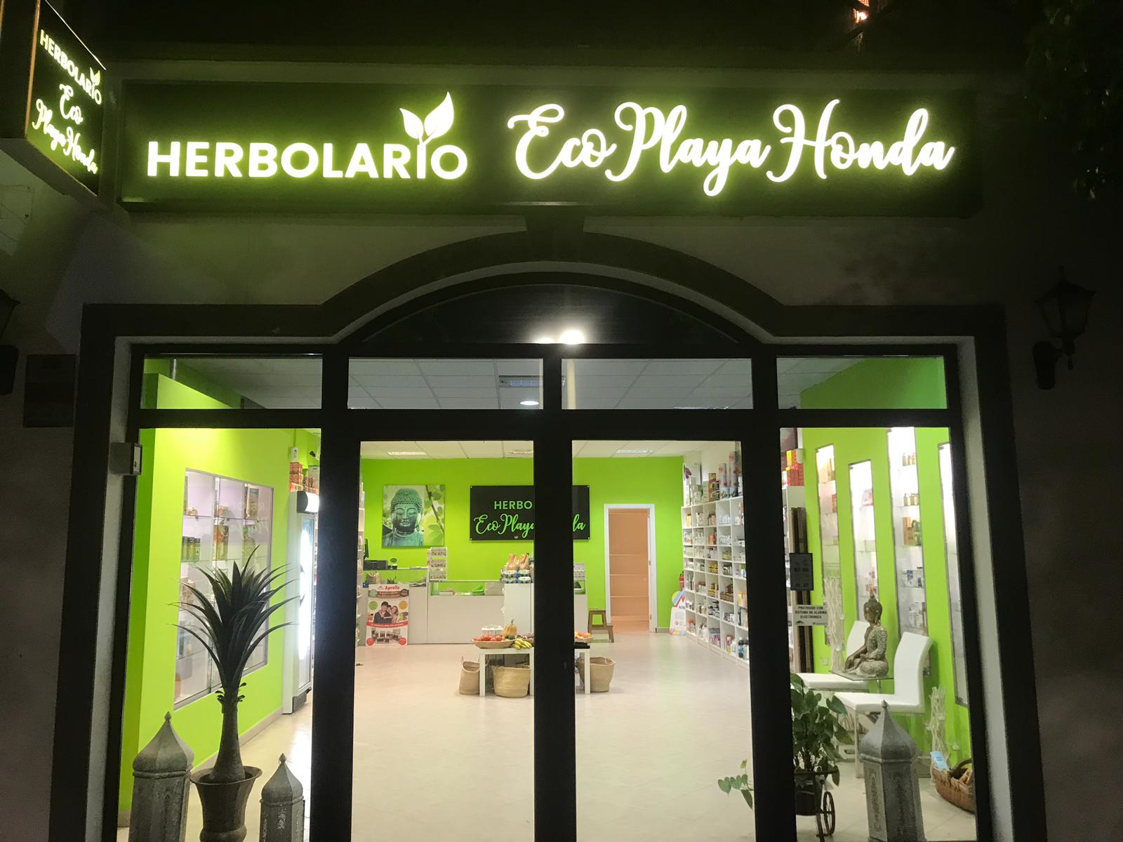 Herbolario ECOPLAYAHONDA