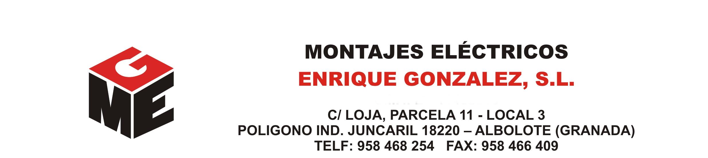 Montajes Eléctricos Enrique González