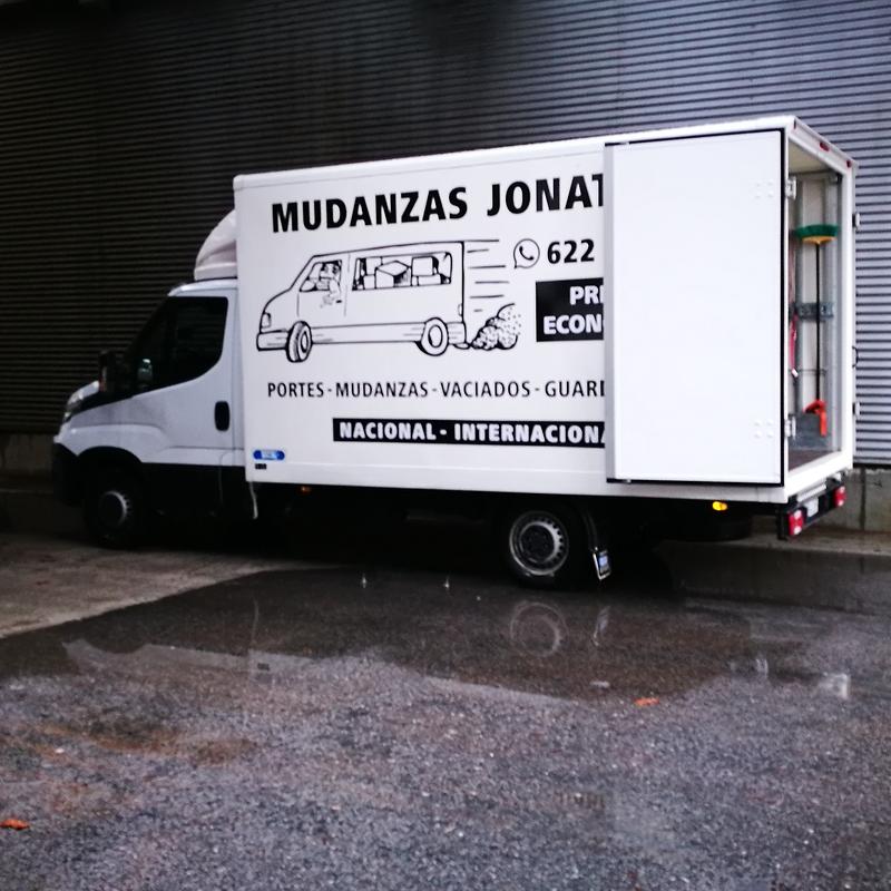 Mudanzas Jonathan MUDANZAS
