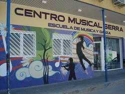 Centro Musical Serra ESCUELA DE MUSICA Y DANZA