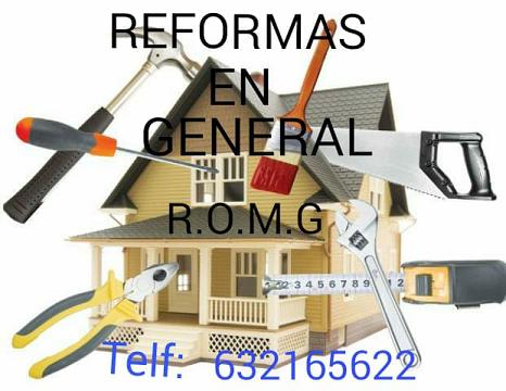 Reformas R.O.M.G.